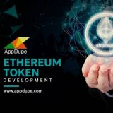 Commence Ethereum Token Development and move ahead in the crypto era