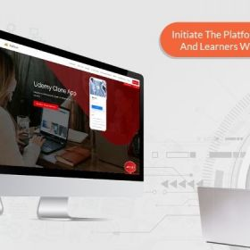 Launch an online tutoring app with Udemy clone