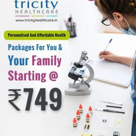 Get Affordable Health Checkup Package in Chandigarh