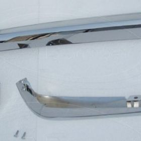 Datsun 240Z and 260Z bumper (1969-1978) bystainless steel