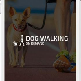 Thrive in the market with an on-demand dog walking app