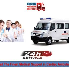Book Ambulance Service in Purnia with Trusted Physician