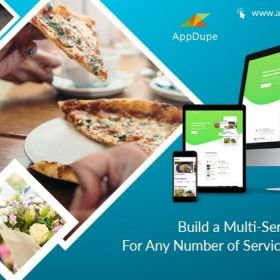Gain instant traction with a robust multi-services app