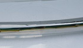 Mercedes Ponton W180 W128 Cabriolet bumper models 220S, 220SE (1956-1960) by stainless steel
