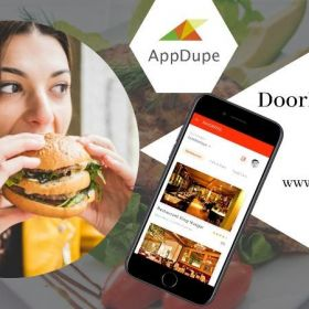 DoorDash clone app: Built with the latest technology