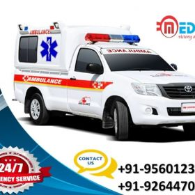 Gain Fast and Supreme Ambulance Service in Delhi at a Very Low-Price