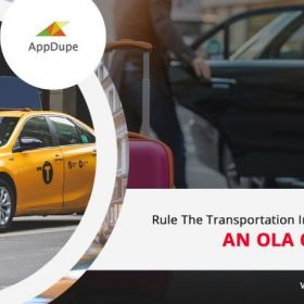 Ola clone: In-built security features to provide a safe ride to users