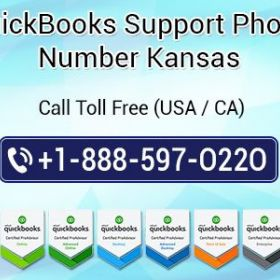 QuickBooks Support Phone Number Kansas 1-888-597-O22O