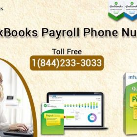 QuickBooks Payroll Support Phone Number+1(844)233-3033