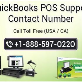 QuickBooks POS Support Contact Number 1-888-597-O22O