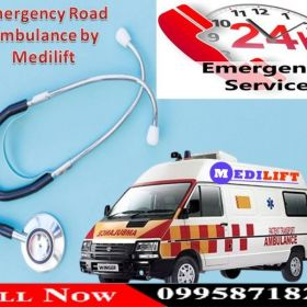 Trustful and Full Medical Facility Ambulance Service in Gaya