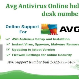 AVG Antivirus Technical Support Toll-Free Number 1-214-377-0508