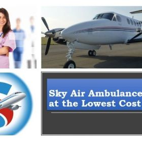 Choose the Air Ambulance Service in Agra with Latest Ventilator Facilities