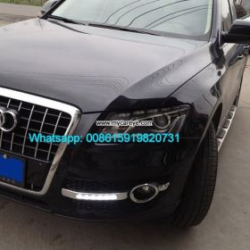AUDI Q5 LED cree DRL day time running lights driving daylight