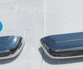Vehicle Parts Mercedes Pagode W113 Year 1963 -1971 bumper by stainless steel