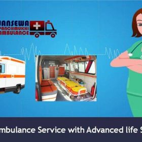 Obtain Hi-Class Medical Support in Road Ambulance from Bokaro