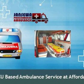 Take Modern Cardiac Road Ambulance Service in Hazaribagh at Anytime