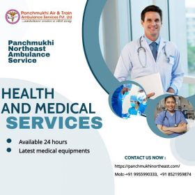 Make Use of Most Developed Ambulance Service in Agartala at Reasonable Cost
