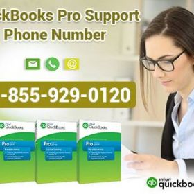 Useful QuickBooks Pro Support Phone Number +1(855) 929-0120