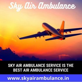 Book Air Ambulance Service in Nanded