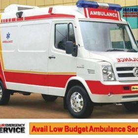 Receive Ambulance Service in Darbhanga with Superior Medical Support