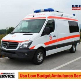 Utilize Advanced Health Support in Road Ambulance from Katihar