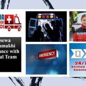 Take the Best Ambulance Service in Delatoli with Expert EMT Specialist
