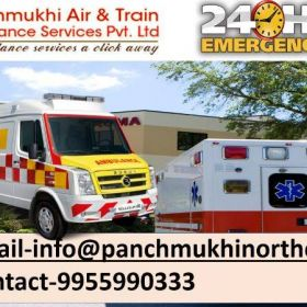 Always Get the Well Setup Ambulance Service in Ambassa with Unique Curative Care