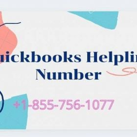 Get marvellous technical help for QuickBooks at QuickBooks Support Number +1-855-756-1077