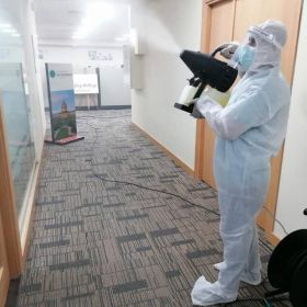 Post Construction Cleaning Qatar