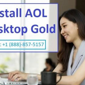 How to Install AOL Desktop Gold #JustDial +1 (888)-857-5157