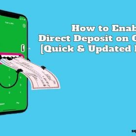 How to Activate Cash App card and Enable Cash App Direct Deposit?