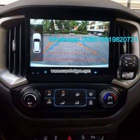 Chevrolet S10 Android car player
