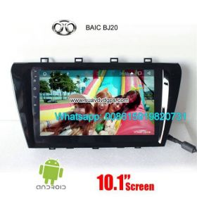 BAIC BJ20 Android car player