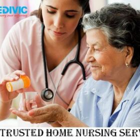 Choose Medivic Home Nursing Service in Malda with Experienced Medical Team